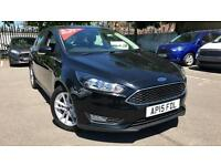 2015 Ford Focus 1.0 EcoBoost Zetec 5dr Manual Petrol Hatchback