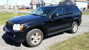 2006 Jeep Grand Cherokee cuir VUS