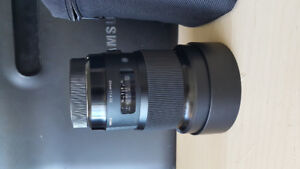 Sigma art 20mm F1.4 DG HSM for Canon