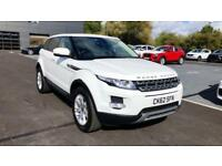 2012 Land Rover Range Rover Evoque 2.2 TD4 Pure 5dr Manual Diesel 4x4
