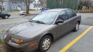 2001 Saturn S-Series Sedan With Some Issues But Great Vehicle!