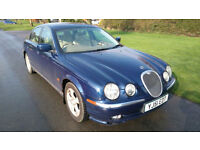 2002 JAGUAR S TYPE 3.0 V6 SE AUTO *** SPARES OR REPAIR ***