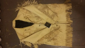 Mens XL Niko Leather Coat