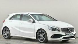 image for 2017 MERCEDES A-CLASS A160 AMG Line 5dr Hatchback petrol Manual