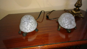 Lampes tortue