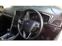 2016 Ford Mondeo 2.0 TDCi 180 Titanium 5dr Manual Diesel Hatchback