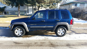 Jeep Liberty 4X4 Sport For Sale