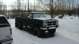 1989 Dodge Other Pickups W250 Pickup Truck