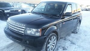 2007 Land Rover Range Rover Sport Supercharged NO ACCIDENTS!!