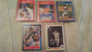 5 Nolan Ryan bb cards