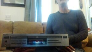 JVC XL V151 CD Player with remote