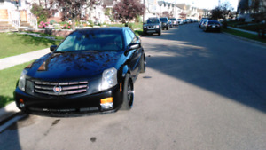 Cadillac CTS premium sport package
