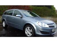 GOVERNMENT OWNED Vauxhalll Astra 1.7CDTi ( 110ps ) 2009 ecoFLEX ESTATE DIESEL