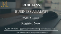 BUSINESS ANALYST CLASSES|BATCH STARTING 25-AUG|BOOK YOUR SPOT!!!
