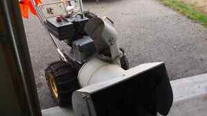 Snow blower repair and services  Kitchener / Waterloo Kitchener Area image 1