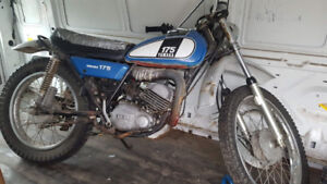 WANTED:  LOOKING FOR YAMAHA 1975 DT175 PARTS
