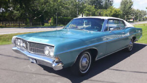 Ford Galaxie (500 ) Fastback 1968