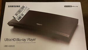 Samsung Ultra 4K HD Blu-Ray Player *Brand new in sealed box*