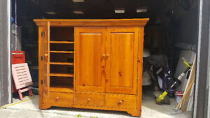 Entertainment/wall unit for sale