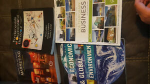 NSCC Business Admin Books