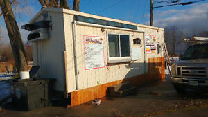 23 foot chip trailer