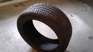 Low profile tires 275/40/20