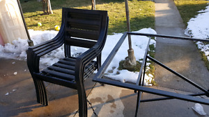 Patio set frames  free to a good home