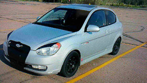 Hyundai accent RS