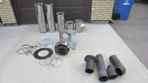 Selkirk 6 inch chimney parts