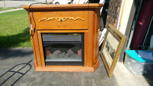 FIREPLACE, ELECTRICAL