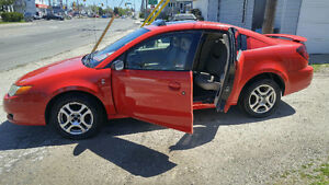 2004 Saturn ION Coupe (2 door) GREAT ON GAS