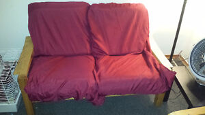 Simple Love Seat Couch for Sale! Peterborough Peterborough Area image 1