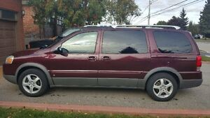 Well Maintained & Fully LOADED! MINIVAN