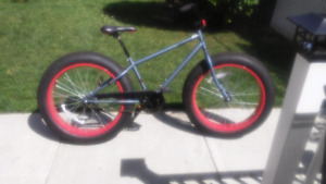 Fat bike in great condition $180 firm
