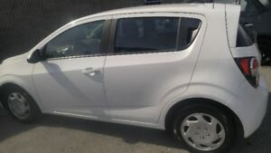 2012 Chevrolet Sonic LS Berline