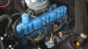 1966  mustang 200 six cylinder engine