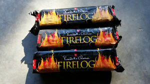 Presidents Choice Fireplace Logs