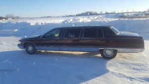 1996 Cadillac Fleetwood Other