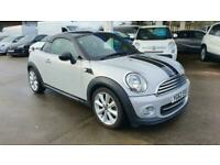 2012 MINI Coupe 1.6 COOPER Coupe Petrol Manual