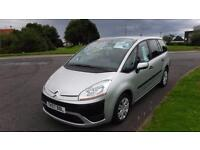 Citroen Grand C4 Picasso 1.6HDi,2007,7 SEATER,1Previous Owner,Privacy Glass,58k