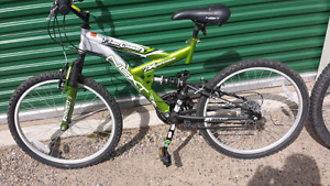 21 Speed Mountain Bike - only used a couple of times.