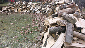 Firewood; Cheap: Split Dried /Seasoned Hard wood & Free Quotes