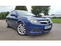 2007 VAUXHALL VECTRA 2.2I 16V DIRECT SRI AUTOMATIC PETROL 5 DOOR HATCHBACK
