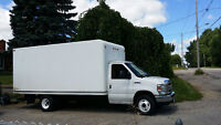2008 Ford E-350 Cube Van 16ft Dually