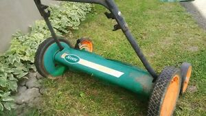 Tondeuse Écologique Manuelle Scotts 18,5'' Reel Lawnmower