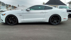 2015 Ford Mustang GT supercharged Coupé (2 portes)