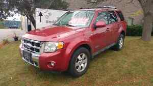2008 Ford Escape Safetied & E-Tested!!