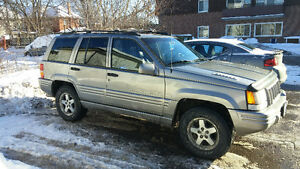 1998 Jeep Grand Cherokee Limited Edition 5.9