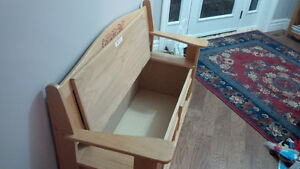 Handcrafted Deacon Bench - NEW Kitchener / Waterloo Kitchener Area image 6