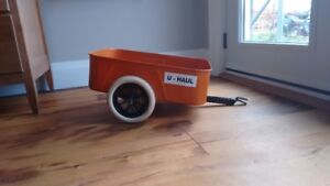 U-Haul Trailer - Mini Toy Antique